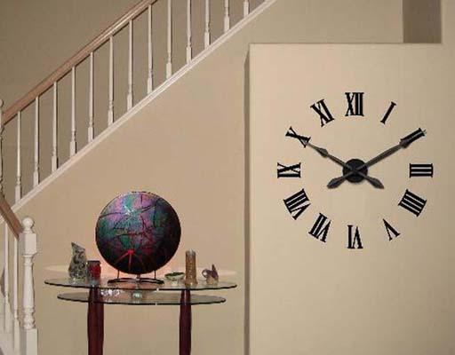 Build Your Own Large Tower Wall Clock